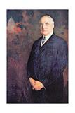 Warren G. Harding (1865-1923) Giclee Print by Edmund Hodgson Smart