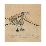 The Only Girl That I Ever Loved and a Hated Rival Giclee Print by Cecil Charles Windsor Aldin