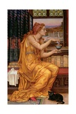 The Love Potion, 1903 Giclee Print by Evelyn De Morgan