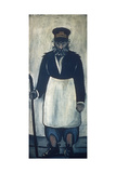 A Caretaker, 1905 Giclee Print by Niko Pirosmanashvili