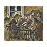 The Meeting, 1929 Giclee Print by Ester Almqvist