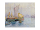 St. Malo, 1918 Giclee Print by Charles Watson