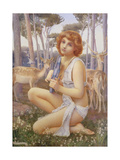 The Young Orpheus, c.1901 Giclee Print by Henry Ryland