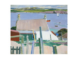 Iona, Towards Mull, c.1927 Giclee Print by Francis Campbell Boileau Cadell