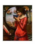 Destiny, 1900 Giclee Print by John William Waterhouse