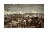 The Taking of Vimy Ridge, Easter Monday 1917, 1919 Giclee Print by Richard Jack