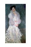 Portrait of Hermine Gallia (1870-1936) 1904 Giclee Print by Gustav Klimt