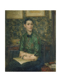 Marion Giclee Print by Sir Walter Russell