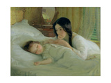 The Eleventh Hour, the Eleventh Day of the Eleventh Month, 1918, 1919 Giclee Print by W. Percy Day
