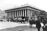 The Bourse, Paris, c.1900 Photographic Print by  Gaillard