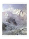 The Alps, c.1906 Giclee Print by Edward Theodore Compton