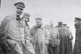 'Some of Our Enemies', the Christmas Day Truce of 1914 Photographic Print by  English Photographer