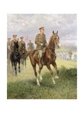 Field Marshal Haig (1861-1928) Giclee Print by Jan Van Chelminski