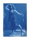 Mabel Hall Clothed, 1900 Giclee Print by Edward Linley Sambourne