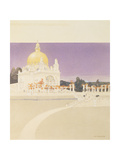 St. Leopold's, Church of the Steinhof Asylum (Kirche Am Steinhof), 1902-07 Giclee Print by Otto Wagner