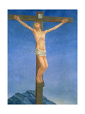 The Crucifixion, 1923 Giclee Print by Kuzma Sergeevich Petrov-Vodkin