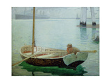 The Outward Bound, 1912 Giclee Print by Frederick Cayley Robinson
