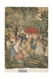 Maypole, 1902 Giclee Print by Maurice Brazil Prendergast