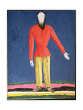 The Peasant, 1928-32 Giclee Print by Kasimir Malevich