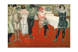 'Enter!', 1913 Giclee Print by Boris Dmitrievich Grigoriev