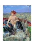 Chimaera, 1908 Giclee Print by Jacek Malczewski