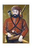 Portrait of Georgi Saakadze, 1913 Giclee Print by Niko Pirosmanashvili
