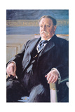 William H. Taft (1857-1930) Giclee Print by Anders Leonard Zorn