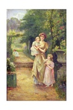 One for Baby, c.1900 Giclee Print by Ernest Walbourn