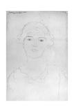 Portrait of a Woman, 1916 Giclee Print by Gustav Klimt
