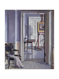 30 Regent Terrace, c.1934 Giclee Print by Francis Campbell Boileau Cadell