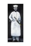 A Cook, 1905 Giclee Print by Niko Pirosmanashvili