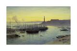 Genoa, 1904 Giclee Print by John MacWhirter