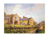 A Country House, 1926 Giclee Print by W.H. Goldsmith