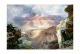 A Miracle of Nature, 1913 Giclee Print by Thomas Moran