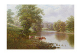 Bolton Abbey Giclee Print by William Mellor