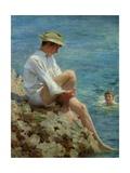 Boys Bathing, 1908 Impression giclée par Henry Scott Tuke