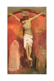 The Crucifixion, c.1904 Giclee Print by Odilon Redon