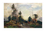 Returning Home Giclee Print by William Manners