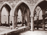 The Terrace of Balchik Palace Photographic Print