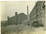 Spinning Mills in Leas, 1923 Photographic Print by  English Photographer