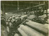 Carding Room 1, Leas Spinning Mill, 1923 Photographic Print by  English Photographer