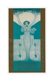 Poster for Woman Suffrage, c.1905 Giclee Print by Evelyn Rumsey Cary