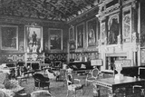 The James I Drawing Room, Hatfield House, Published in 'The Graphic', July 19th 1902 Photographic Print by  English Photographer