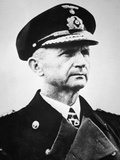 Grand Admiral Karl Donitz Photographic Print by  German photographer