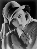 The Actress Greta Garbo, 1929 Photographic Print