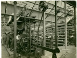 Axminster Jacquard Loom, Carpet Factory, 1923 Photographic Print by  English Photographer