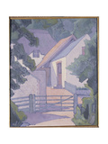 Morning, the South Downs, 1906 Giclee Print by Robert Polhill Bevan