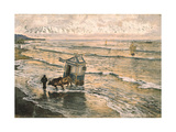 Cantabrian Sea, 1912 Giclee Print by Antonio Munoz Degrain