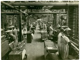 Axminster Weaving, Carpet Factory, 1923 Photographic Print by  English Photographer