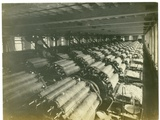 Carding Room 2, Leas Spinning Mill, 1923 Photographic Print by  English Photographer